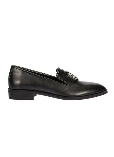 %100 Deri Klasik Ayakkabı-İnci